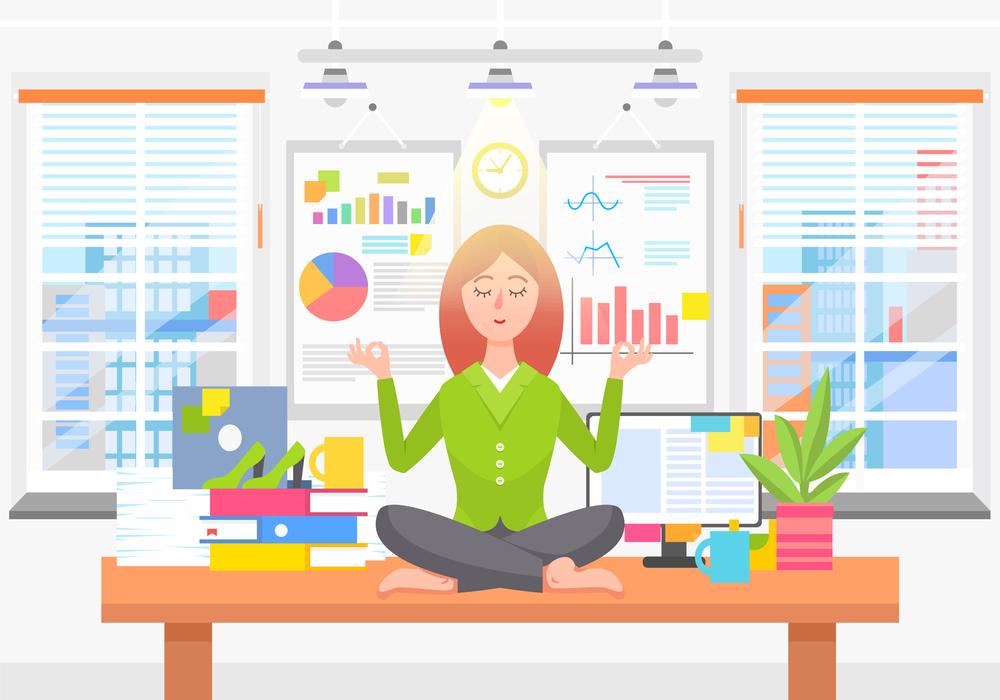 Meditar para emprender